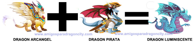 como sacar el dragon luminiscente en dragon city 3