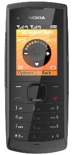 Nokia X1-01 cheap dual-SIM music phone