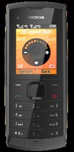 Nokia X1-01 cheap dual-SIM music phone