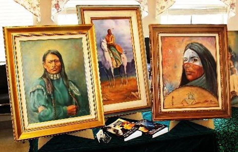 Marlene Cronkite Paintings