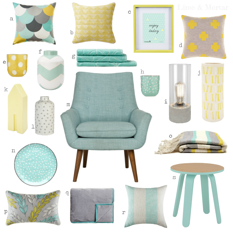 deep teal, mustard yellow and charcoal gray  love. master bedroom, Bedroom decor