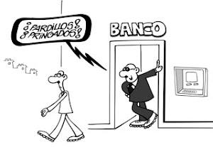 Humor bancario