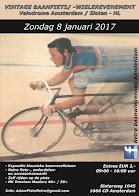 Retro Baanwielrennen Amsterdam