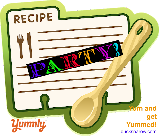 recipes, cooking, baking, bloghop, linkup