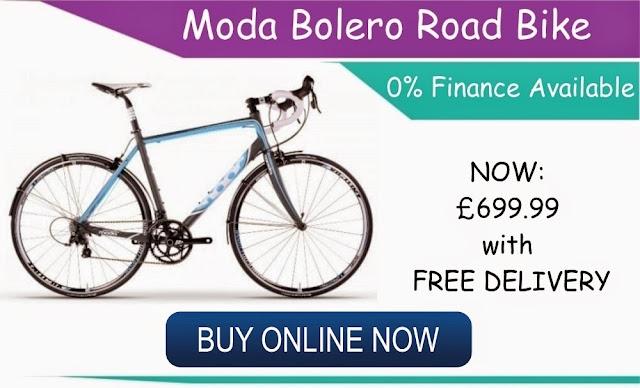 Road Bike: Moda Bolero