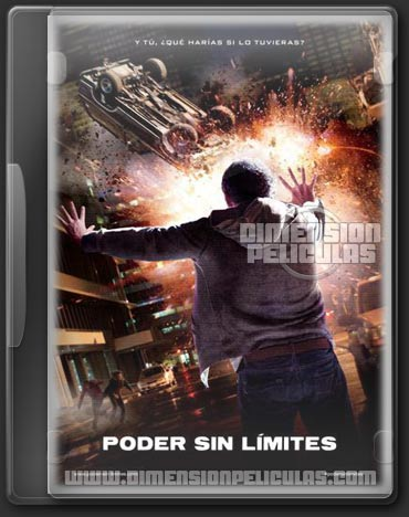 Poder Sin Límites (DVDRip Español Latino + On Line) (2012)