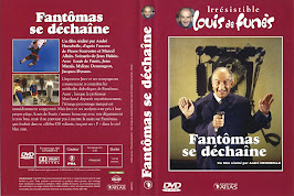 Fantomas vuelve (1965) - Carátula