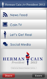 Herman Cain Mobil App.