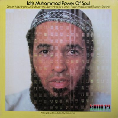 Idris Muhammad Power Of Soul El Poder Del Soul