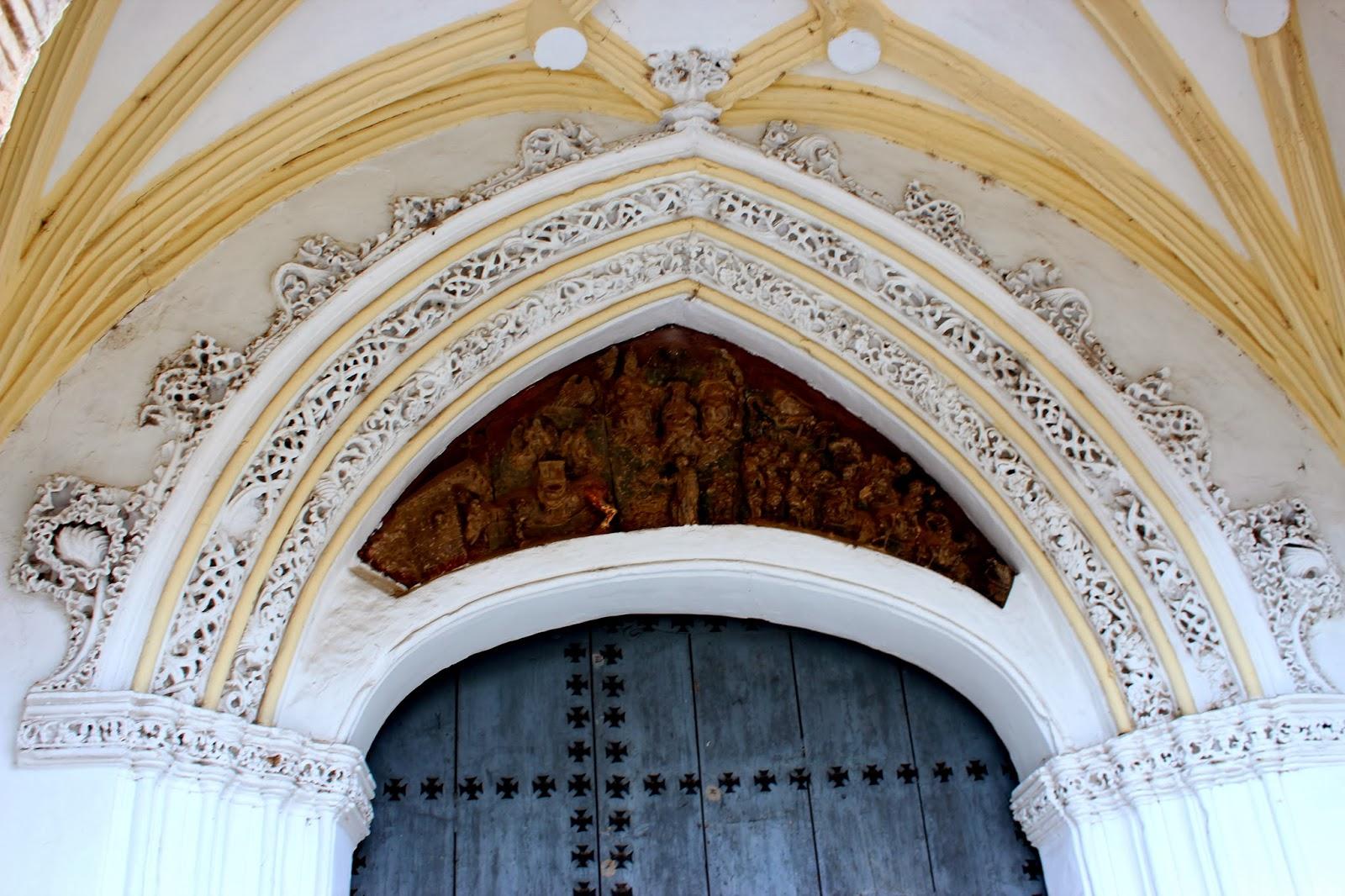 Convento de la Trinidad en Daroca