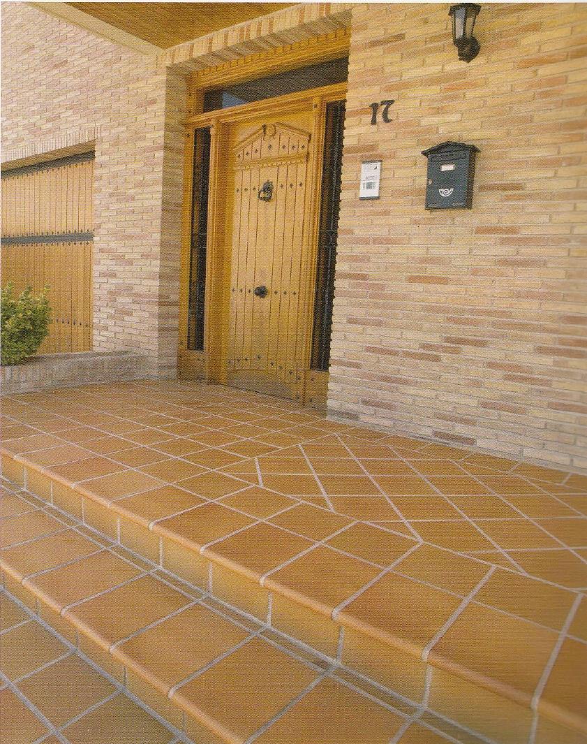Rowlands piedra natural muros y pavimentos oferta en for Pisos de loseta para exteriores