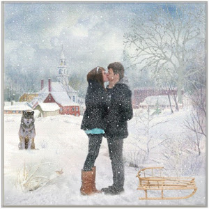 Śnieżni Zakochani