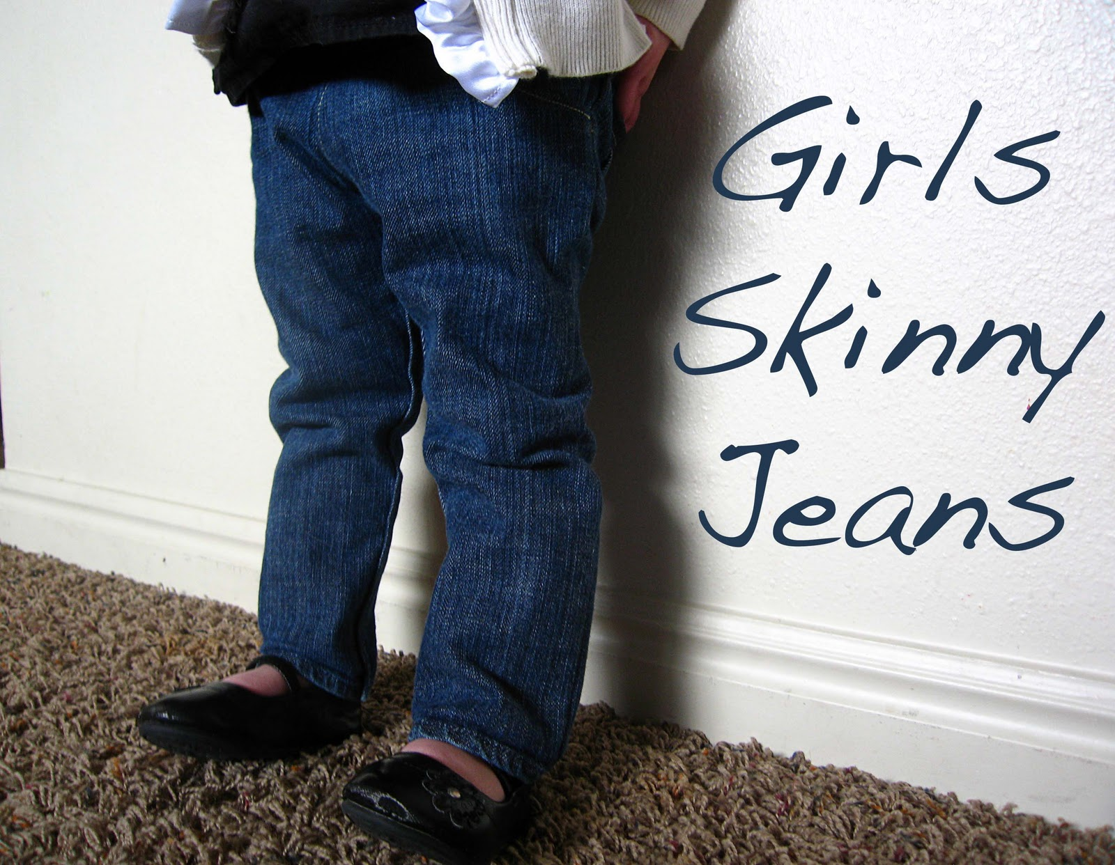 How to skinny my jeans