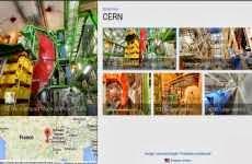 Google Street View también llega al CERN
