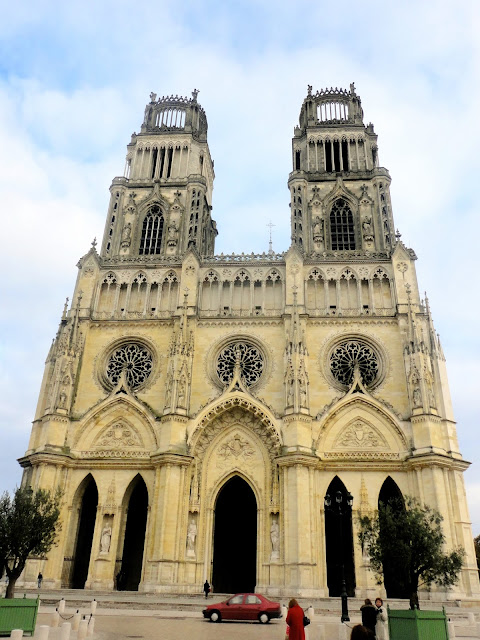 Orléans Cathedral, Loire Valley, France