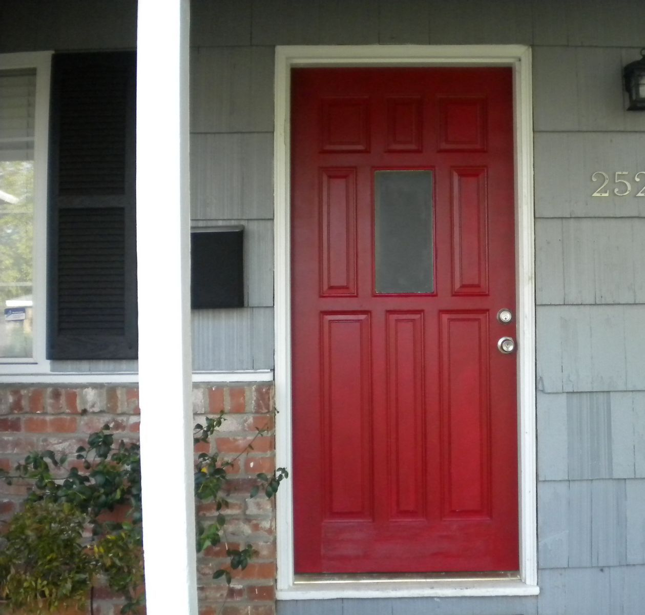 House Front Doors Mesmerizing With House Front Door Colors Photos