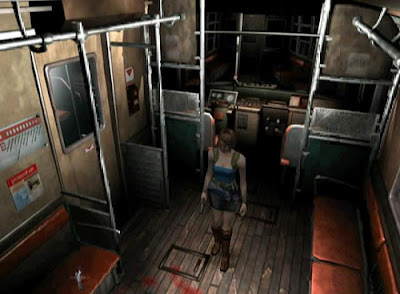 [Análise] Resident Evil 3 (PSOne) RE+3+Gameplay+5