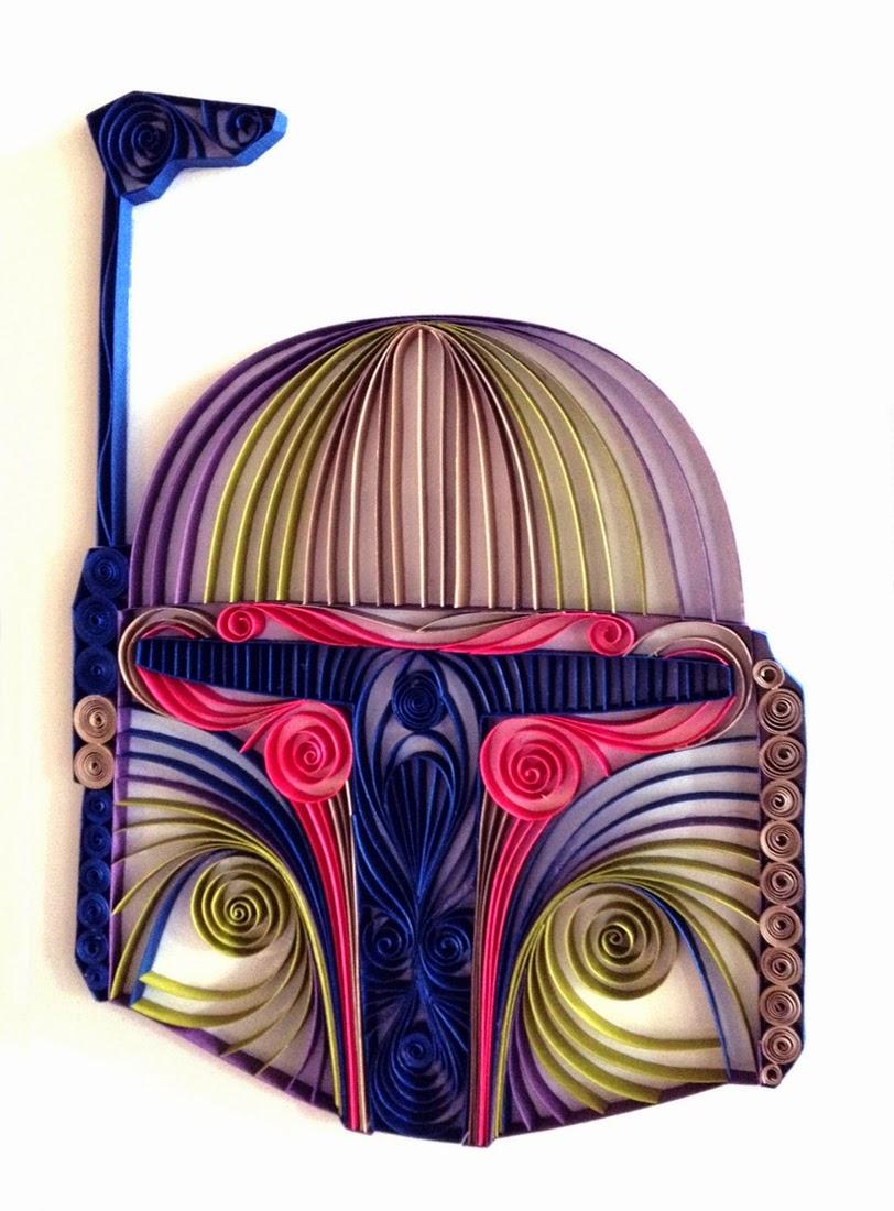 02-Boba-Fett-Helmet-Alia-AliaDesign-Sci-Fi-and-Superhero-Paper-Quilling-www-designstack-co