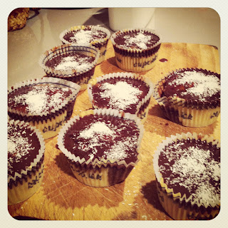 Culinary Delights: Lamington Cupcakes