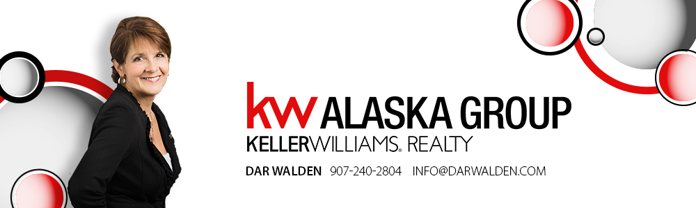 Anchorage Alaska Real Estate Video Blog with Dar Walden