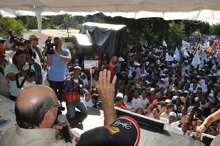 Hipólito Mejía afirma que la verdadera Alianza de Reformistas-Balagueristas es con su candidatura.