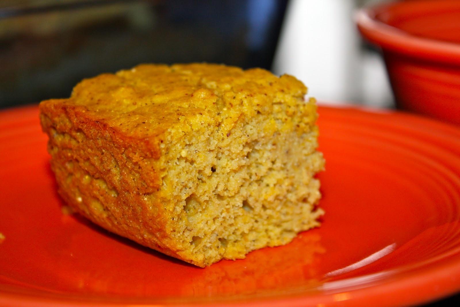 18 Hour Kitchen: Pumpkin Cornbread