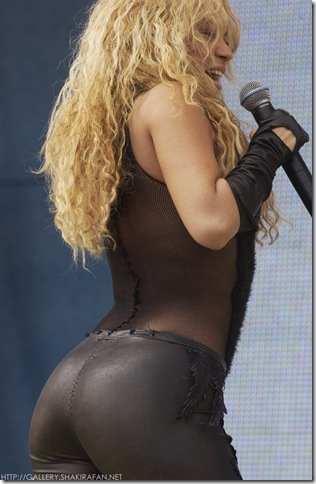 All Top Hollywood Celebrities: Shakira Beautiful Pictures/Photos ...