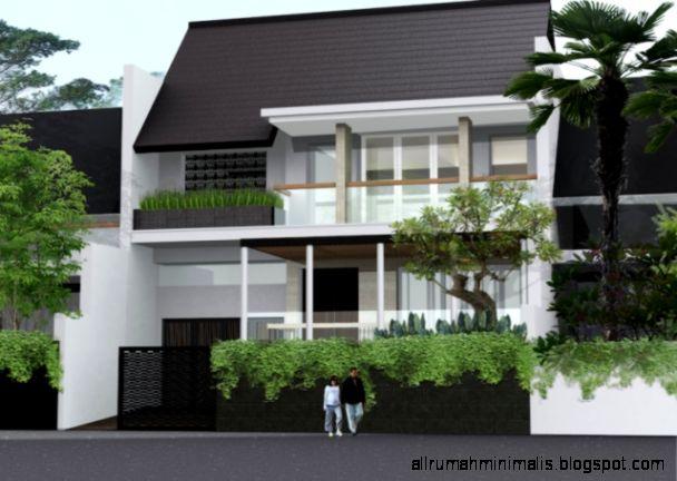 gambar rumah minimalis tropis design rumah minimalis