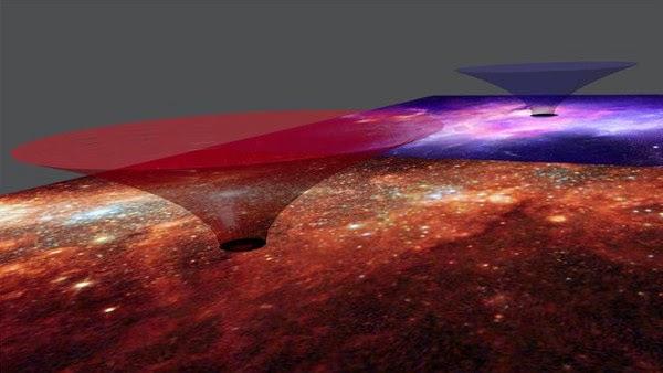 Terowongan Ruang Waktu Galaksi