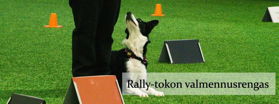 Rally-toko valmennusrengas