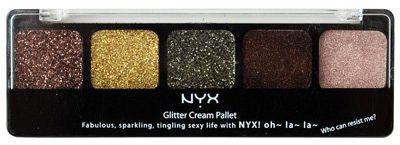 glitter em creme nyx