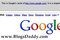 How To View The Google Cache Of Any Website