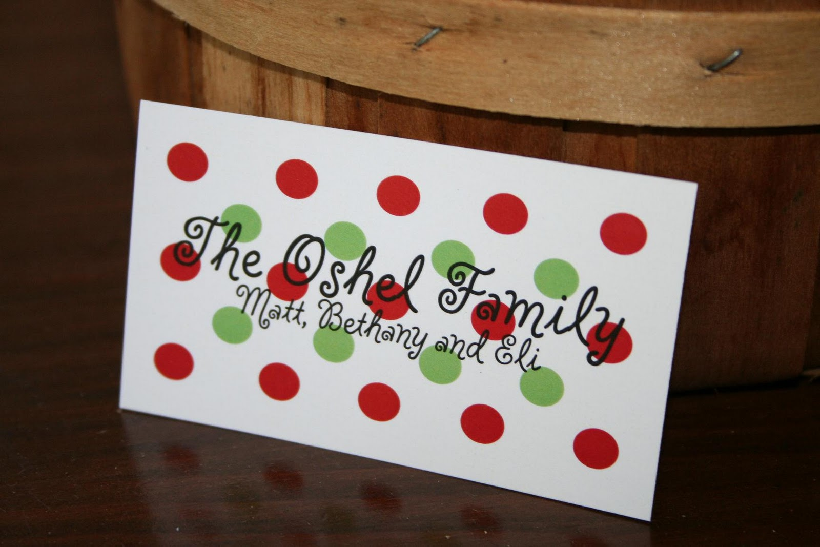 Keep In Touch Stationery Co.: Christmas Gift Tags, Christmas Cards ...