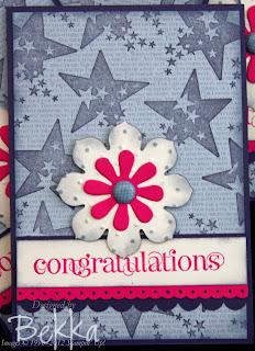 Superstars Congratulations Cards