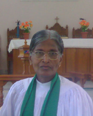 Rev.Joy Devaraj, Dynamic Lady Pastor