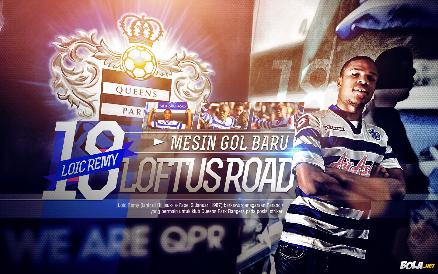 Download Wallpaper Terbaru Sepak Bola Edisi 18 Mei 2013