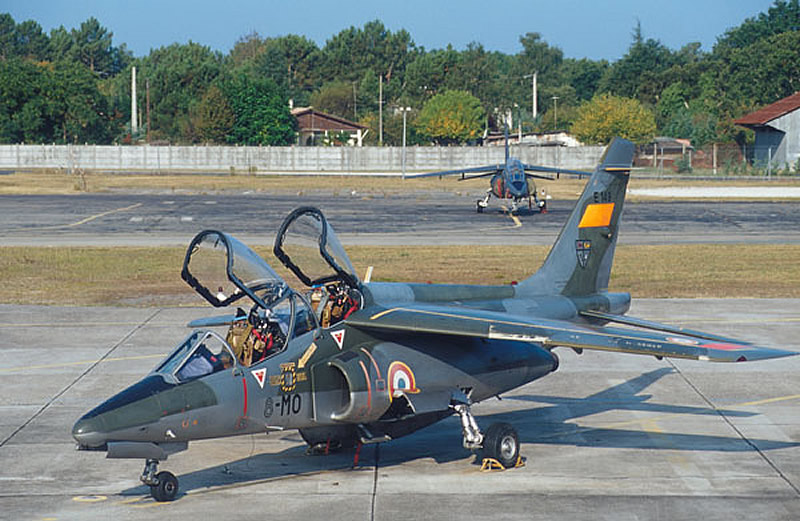 Alpha Jet French/German Jet Trainer