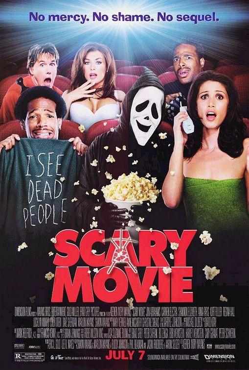 Scary Movie full movie