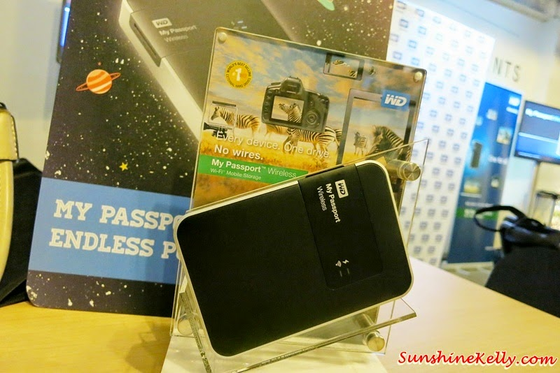 New WD My Passport Wireless, External Hard Drive, My Passport Wireless, data backup, backup data