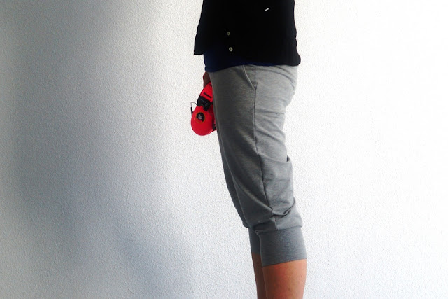 Anima pants (papercut patterns), sewn by huisje boompje boefjes
