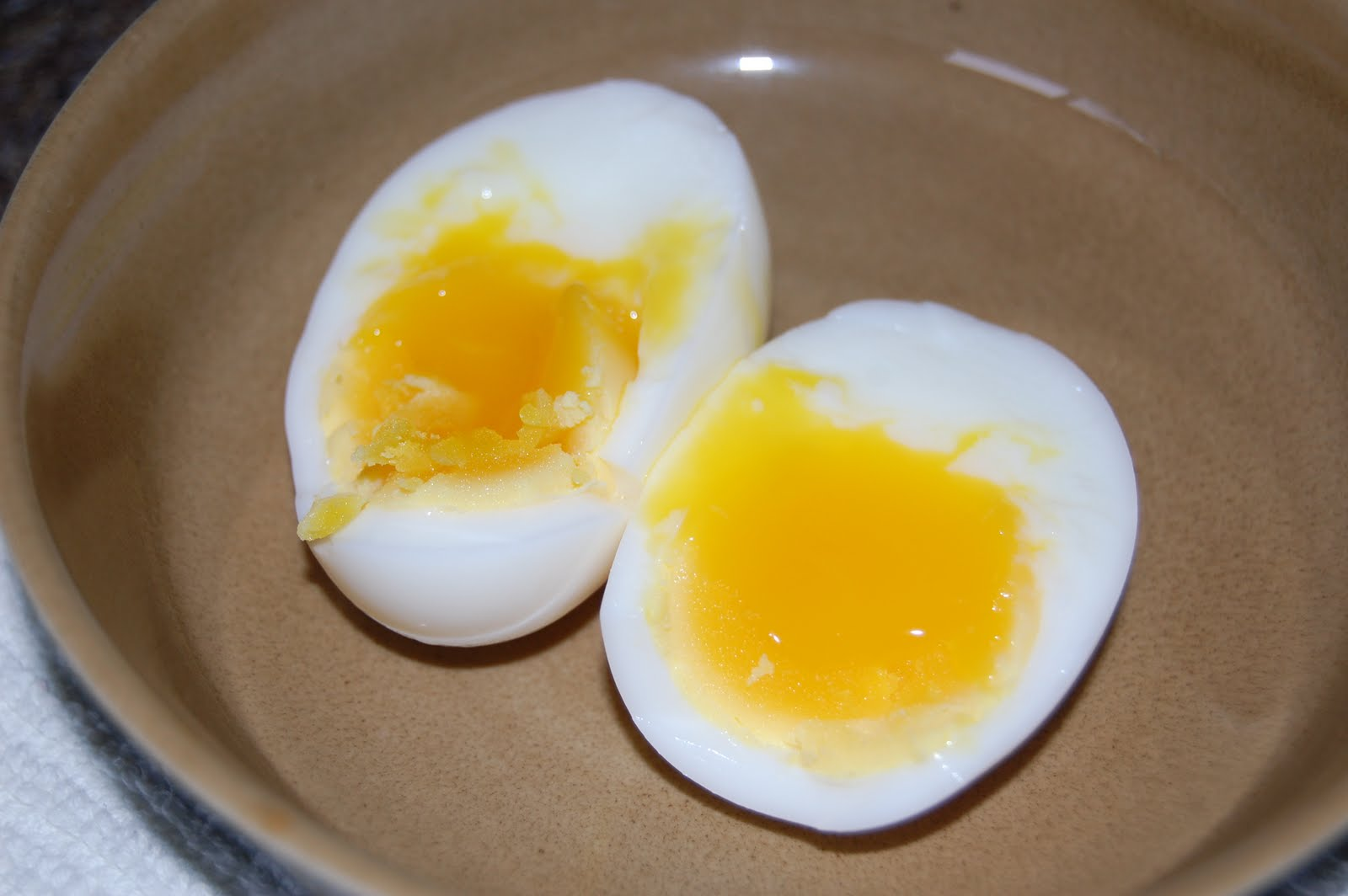 Kitchen Curiosities and more...: The Perfect Soft-Boiled Egg