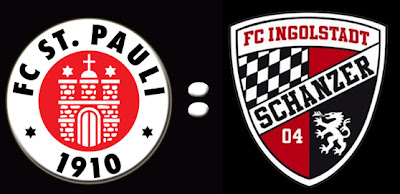 Amanhã - 11/08 - FC St. Pauli : FC Ingolstadt 04