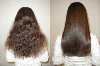 أضرار فرد الشعر بالكرياتين !!