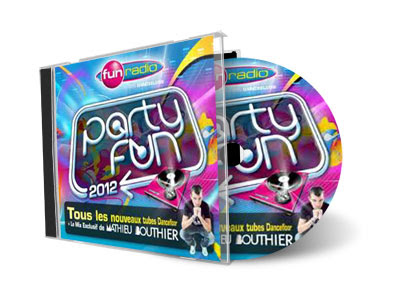Cd Fun Radio: Party Fun 2012