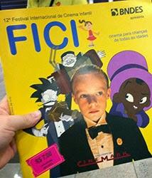 FICI - O Pequeno Jornalista