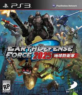 Earth Defense Force 2025 PS3-iMARS PS Games
