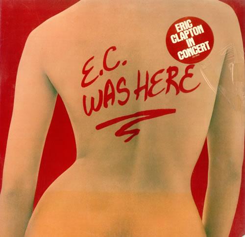 ¿AHORA ESCUCHAS...? (7) - Página 38 Eric-Clapton-EC-Was-Here---Sea-378990