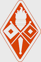 Signal Corps Shoulder  Patch