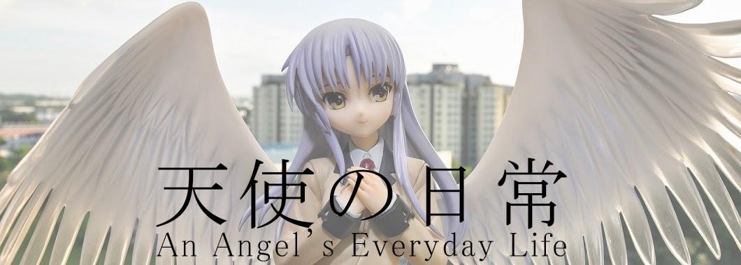 天使の日常