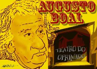 Augusto Boal e o Teatro do Oprimido